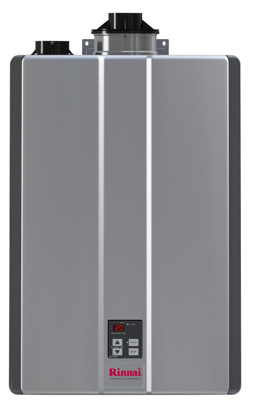 Rinnai RUR model series tankless water heater