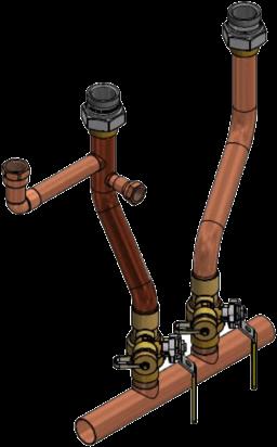 Plumbing kit