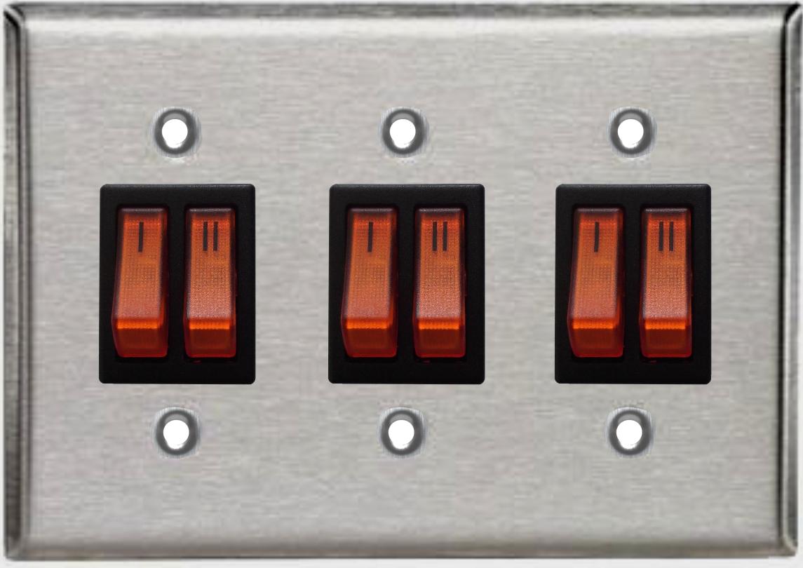 2-Stage Triple Patio Switch