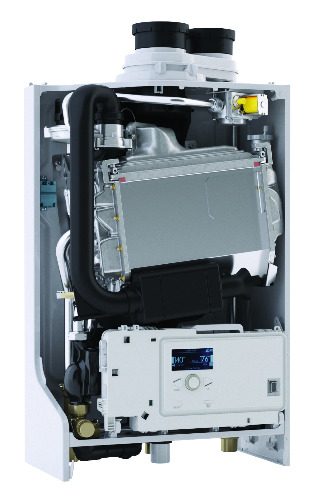 Boiler Alert! The All-New M-Series Condensing Gas Boiler Is Here ...
