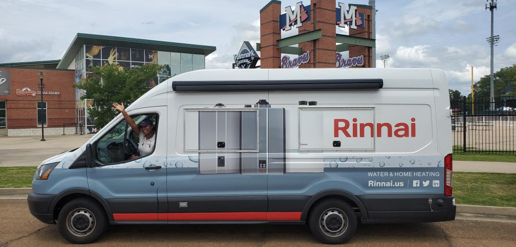 Try Rinnai Tour 2019