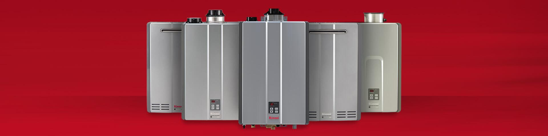 RELIABLE TANKLESS WATER HEATERS
