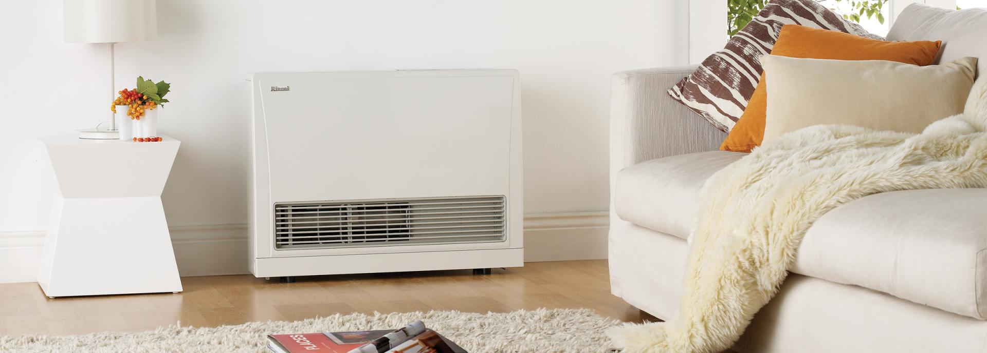 Rinnai Gas Wall Heaters
