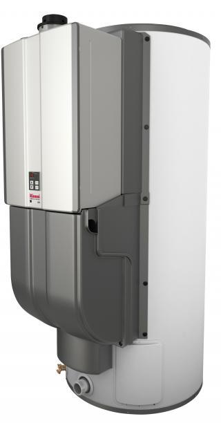 Residential Hybrid Tank Tankless Water Heater