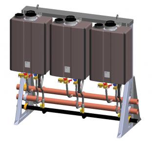 commercial inline rack models